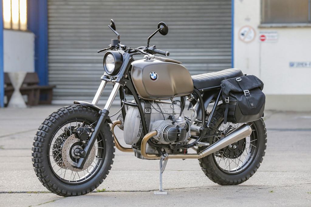 BMW GS Umbau